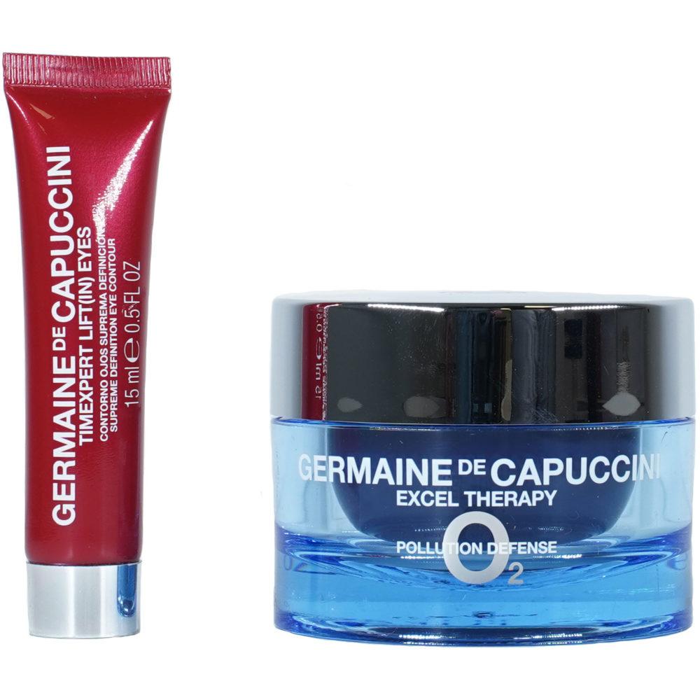 Germaine de Capuccini Pollution Defense Cream + TimExpert Lift (In) Eyes 15ml