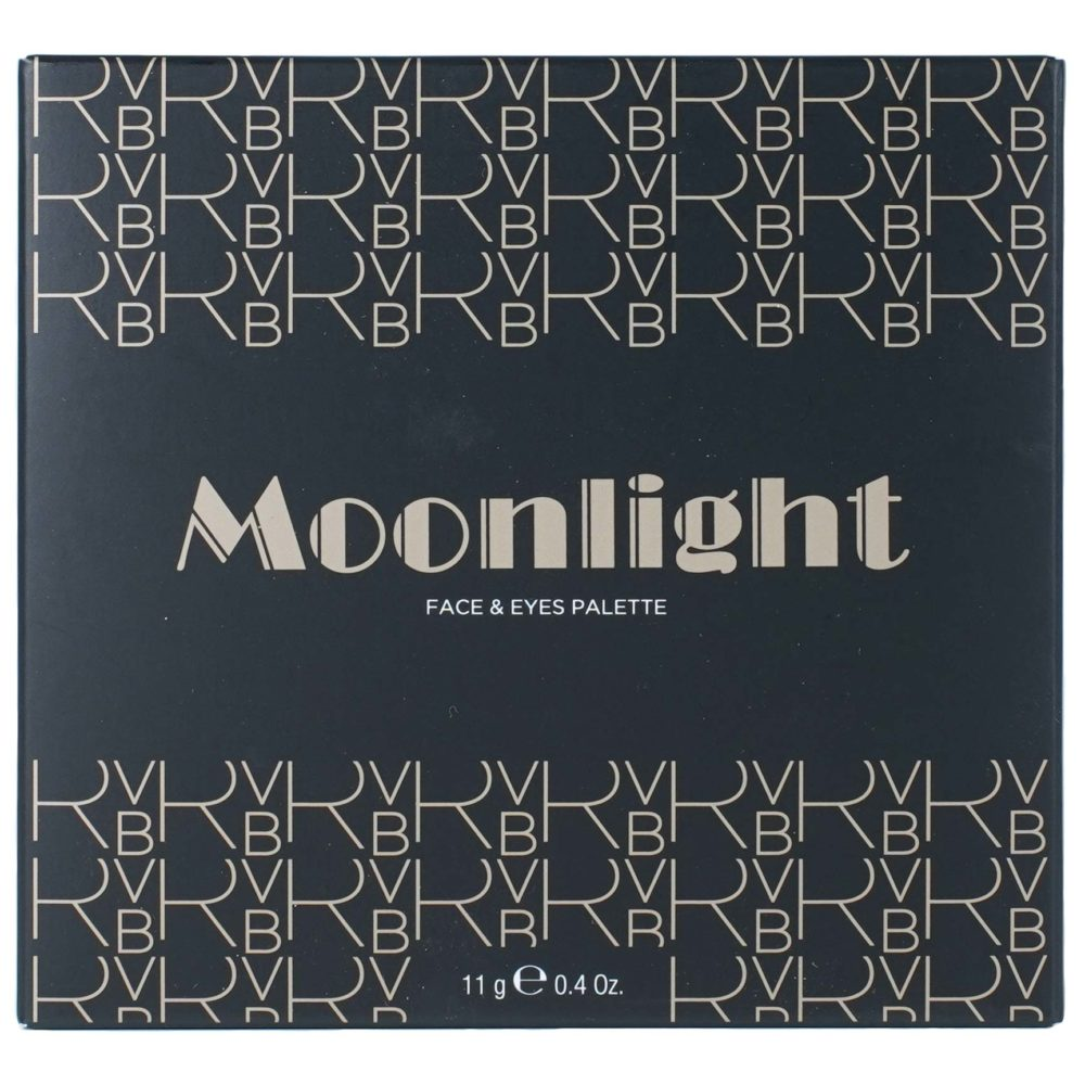 Rvb lab Moonlight face & eyes palette
