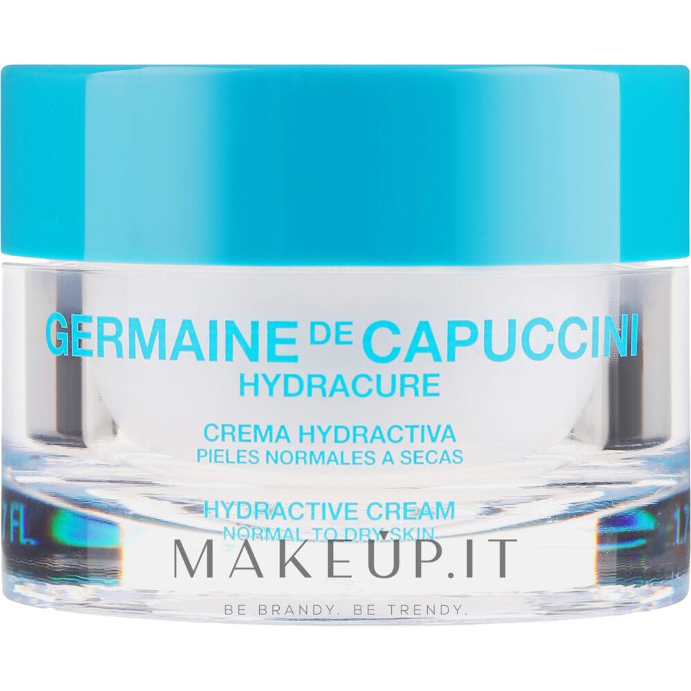 Germaine de Capuccini HydraCure Cream Normal Dry Skin 50 ml (3)