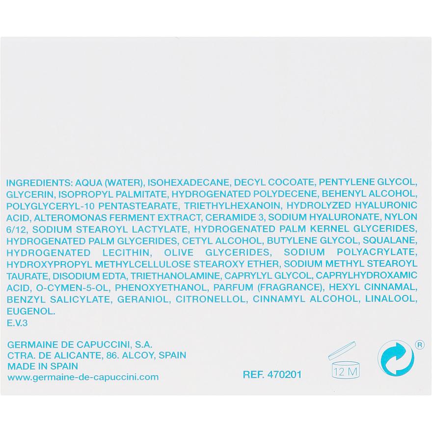 Germaine de Capuccini HydraCure Cream Normal Dry Skin 50 ml (4)